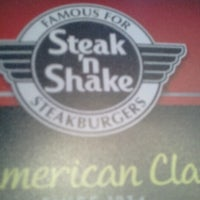 9/9/2012에 Nita D.님이 Steak 'n Shake에서 찍은 사진