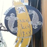 Foto tirada no(a) Makoto por Bruno R. em 1/18/2012