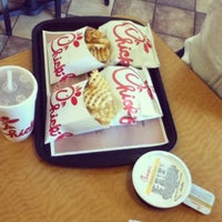 Photo taken at Chick-fil-A by Chelsea P. on 3/12/2012