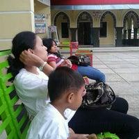Photo taken at SPBU 44.532.13 Sampang by wahyudi w. on 12/31/2011