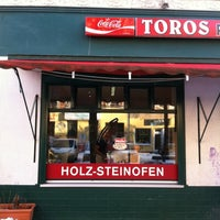 Photo taken at Toros Pizza by Sven A. on 1/5/2011
