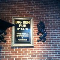 Photo taken at Big Ben British Pub & Restaurant by Michelle S. on 10/27/2011