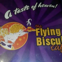 Photo taken at The Flying Biscuit Cafe by Kyle V. on 4/27/2012