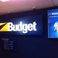 Photo taken at Budget Car Rental by Jeremy W. on 3/1/2012