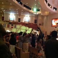 Photo taken at Faith Fellowship World Outreach Center by Dr. Randy C. on 8/21/2011