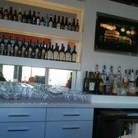 Photo taken at Blanc Burgers + Bottles by justin on 12/24/2011