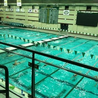 Foto diambil di Aquatic and Fitness Center - George Mason University oleh David Y. pada 9/10/2011