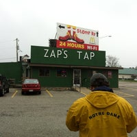 Photo taken at Zap's Tap by Erica C. on 3/23/2012