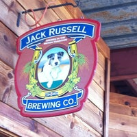 Photo taken at Jack Russell Brewing Co. by Sanket S. on 10/30/2011