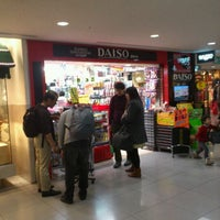 Photo taken at ダイソー 関西エアポート店 (DAISO) by hsiukag on 1/6/2012