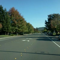 Photo taken at Bennett Valley by Scott G. on 10/28/2011