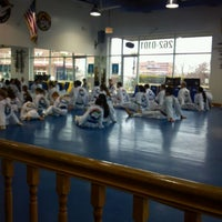 Photo taken at Master Cho's by Cheryl L. on 2/11/2012