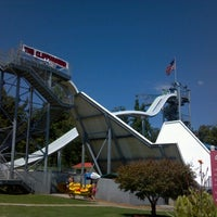 Photo taken at Eddyville Park by Christine J. on 8/18/2012