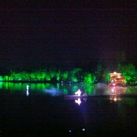 Photo taken at Impression West Lake by Lu J. on 8/11/2012