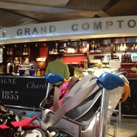 Photo taken at Le Grand Comptoir by Franck B. on 7/28/2012