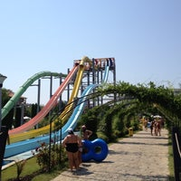 Photo taken at Action Aquapark by Артём🇷🇺 on 7/12/2012
