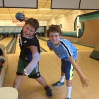 Photo taken at West Port Lanes by Johnny D. on 7/28/2012