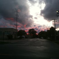 Photo taken at #93 California Bus (Cleveland and Dodge stop) by Running for the Kids S. on 9/30/2011