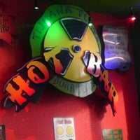 Photo taken at Tijuana Flats by Rosalina G. on 1/22/2012