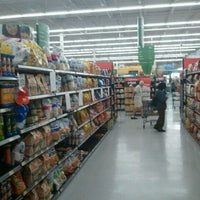 Photo taken at Walmart Supercenter by Javier F. on 9/16/2011