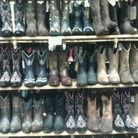 Photo taken at Boot Country by Nicole D. on 8/21/2011