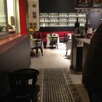 Photo taken at Da Noi by Pablo O. on 5/5/2012