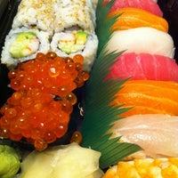 Photo taken at Asahi Sushi by drew n. on 7/25/2011