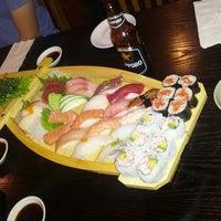 Photo taken at Niji Sushi by Raphael R. on 8/13/2012