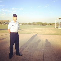 Photo taken at Lackland Air Force Base by Nathan K. on 10/28/2011