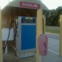Photo taken at PCSB  Fuel Island by Charlie G. on 9/6/2011