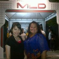 Photo taken at DJAKARTA WAREHOUSE PROJECT by Amanda T. on 12/9/2011