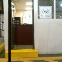 Photo taken at Music Center Parking by Esmeralda H. on 11/28/2011