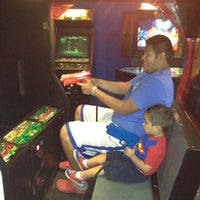 Photo taken at Gatti's Pizza by Mayra S. on 5/7/2012