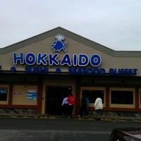 Photo taken at Hokkaido Seafood Buffet by Svetlana on 9/17/2011