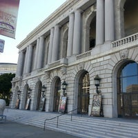 Photo taken at War Memorial Opera House by Marco L. on 8/18/2012