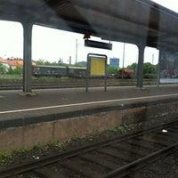 Photo taken at Neunkirchen (Saar) Hauptbahnhof by Stefan S. on 7/31/2011
