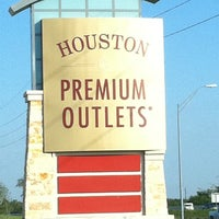 Photo taken at Houston Premium Outlets by Crystal  on 9/29/2011