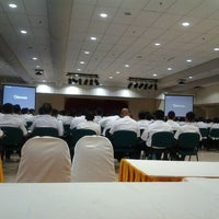 Photo taken at Dewan Kuliah AIMM by Mhanie M. on 3/20/2012