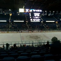 Photo taken at Chicago Wolves Game by Mike R. on 4/28/2012