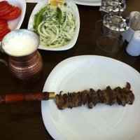 8/29/2012 tarihinde Denizziyaretçi tarafından Palandöken Cemal Usta Cağ Kebabı'de çekilen fotoğraf