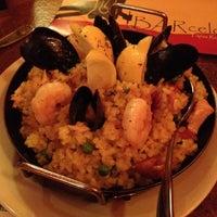 Photo taken at Barcelona Tapas Restaurant Saint Louis by Sara S. on 6/25/2012