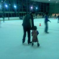 Photo taken at Yerba Buena Ice Skating & Bowling Center by Mariana A. on 11/12/2011