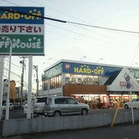 Photo taken at ハードオフ/オフハウス 小金井店 by なおちら on 9/15/2011