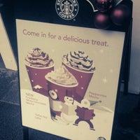Photo taken at Starbucks by JoYee T. on 10/28/2011