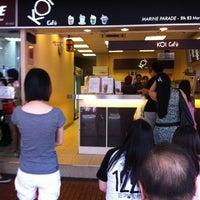 Photo taken at KOI Café by John S. on 7/23/2011
