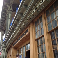 Photo taken at Battery Maritime Building by Cynthia D. on 8/18/2012