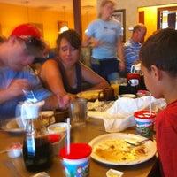 Photo taken at Maggies Restaurant by Ohnstad H. on 9/3/2011
