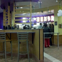 Photo taken at Taco Bell by 👑 JoAnne R. on 12/4/2011