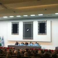 Photo taken at Paraninfo Universidad De Málaga by Universidad de Málaga on 12/14/2011