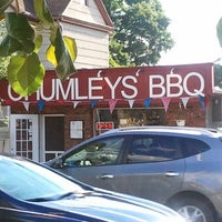 Photo taken at Chumleys BBQ by Debbie O. on 7/21/2012